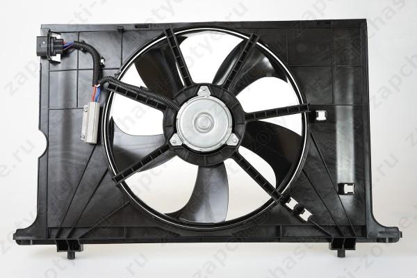 Вентилятор двигателя 1.6 Z300