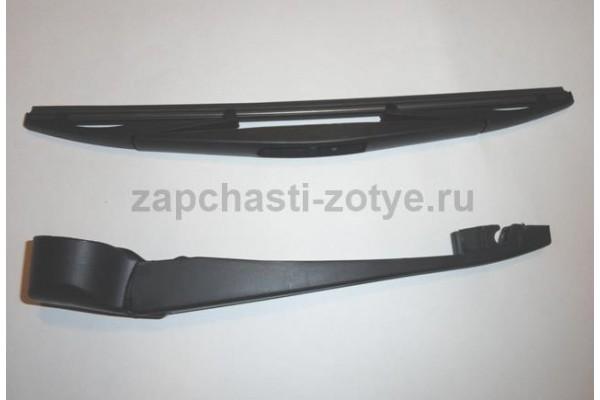 Щётка задняя Zotye T600 (каркасная) + поводок