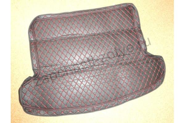 Поддон в багажник Zotye T600/Coupa (c бортиком)